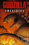 Godzilla Awakening GN (2014 DC/Legendary Comics) 1-1ST