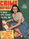 Crime Detective (1938-1953 1st Series) True Crime Magazine Vol. 5 #1