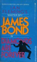 James Bond 007 Diamonds are Forever PB (1982 Berkley Novel) 1-REP