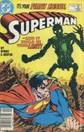 Superman (1987 2nd Series) Canadian Price Variant 1