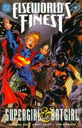 Elseworld's Finest Supergirl and Batgirl (1998) 1
