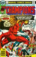 Champions (1975-1978 Marvel 1st Series) 7
