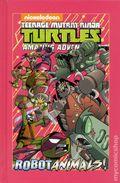 Teenage Mutant Ninja Turtles Amazing Adventures Robotanimals HC (2017 IDW) 1-1ST