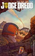 Judge Dredd The Blessed Earth TPB (2017 IDW) 1-1ST