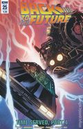 Back to the Future (2015 IDW) 25A