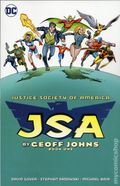 JSA TPB (2017 DC) By Geoff Johns Deluxe Edition 1-1ST