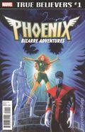 True Believers Phoenix Bizarre Adventures (2017) 1