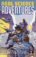 Atomic Robo Presents Real Science Adventures The Flying She Devils of the Pacific TPB (2018 IDW) 1-1ST