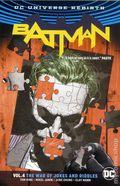 Batman TPB (2017- DC Universe Rebirth) 4-1ST