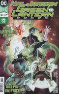 Hal Jordan and The Green Lantern Corps (2016) 34A