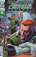 Hal Jordan and The Green Lantern Corps (2016) 34B