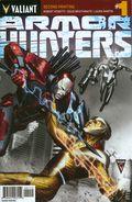 Armor Hunters (2014 Valiant) 1F