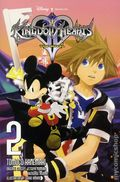Kingdom Hearts II SC (2017 A Yen On Novel) 2-1ST
