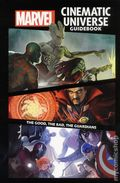Marvel Cinematic Universe Guidebook: The Good, The Bad, The Guardians HC (2017 Marvel) 1-1ST