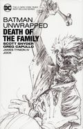 Batman Unwrapped Death of the Family HC (2017 DC) 1-1ST