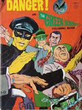 Danger With the Green Hornet Coloring Book (1966) 18244