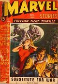 Marvel Science Stories (1938-1939 Postal Publications) Pulp 1st Series Vol. 2 #2