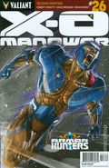 X-O Manowar (2012 3rd Series Valiant) 26E
