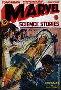 Marvel Science Stories (1938-1939 Postal Publications) Pulp 1st Series Vol. 1 #4