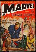 Marvel Science Stories (1938-1939 Postal Publications) Pulp 1st Series Vol. 1 #5
