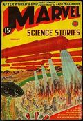 Marvel Science Stories (1938-1939 Postal Publications) Pulp 1st Series Vol. 1 #3