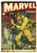Marvel Science Stories (1938-1939 Postal Publications) Pulp 1st Series Vol. 2 #3