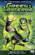 Green Lanterns TPB (2017-2019 DC Universe Rebirth) 4-1ST