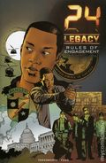 24 Legacy Rules Of Engagement TPB (2017 IDW) 1-1ST
