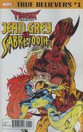 True Believers Phoenix Presents Jean Grey vs. Sabretooth (2017) 1