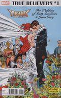 True Believers Phoenix Presents The Wedding of Scott Summers and Jean Grey (2017) 1