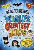 DC Super Heros The World's Greatest Jokes SC (2017 Capstone Press) 1-1ST