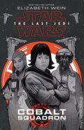 Star Wars The Last Jedi Cobalt Squadron HC (2017 Disney/Lucasfilm) 1-1ST