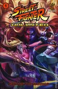 Street Fighter Unlimited TPB (2017 Udon) 1-1ST