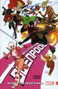 Unbelievable Gwenpool TPB (2016- Marvel) 4-1ST