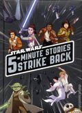 Star Wars 5-Minute Stories Strike Back HC (2017 Disney/Lucasfilm) 1-1ST