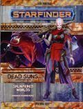 Starfinder Dead Suns Adventure Path SC (2017 Paizo) Role-Playing Game 3-1ST