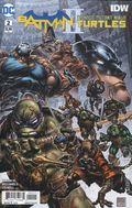 Batman Teenage Mutant Ninja Turtles II (2017 DC) 2A