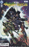 Batman Teenage Mutant Ninja Turtles II (2017 DC) 2B