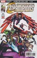 Champions (2016-2019 Marvel 2nd Series) 15A