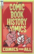 Comic Book History of Comics Comics for All (2017 IDW) 1A