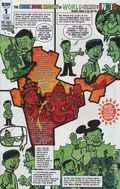 Comic Book History of Comics Comics for All (2017 IDW) 1B