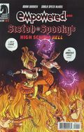 Empowered and Sistah Spooky`s High School Hell (2017 Dark Horse) 1
