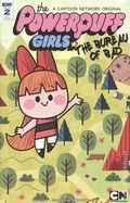 Powerpuff Girls The Bureau of Bad (2017 IDW) 2RI