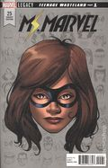 Ms. Marvel (2015 4th Series) 25D