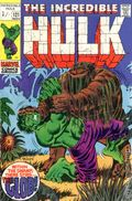 Incredible Hulk (1962-1999 1st Series) UK Edition 121UK