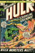 Incredible Hulk (1962-1999 1st Series) UK Edition 151UK