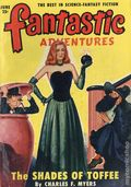 Fantastic Adventures (1939-1953 Ziff-Davis Publishing) Pulp Jun 1950