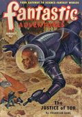 Fantastic Adventures (1939-1953 Ziff-Davis Publishing) Pulp Jan 1951