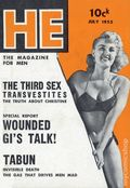 He the Magazine For Men (1953-1959 HE Publications) Vol. 1 #4