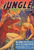 Jungle Stories (1938-1954 Fiction House) Pulp 2nd Series Vol. 5 #10